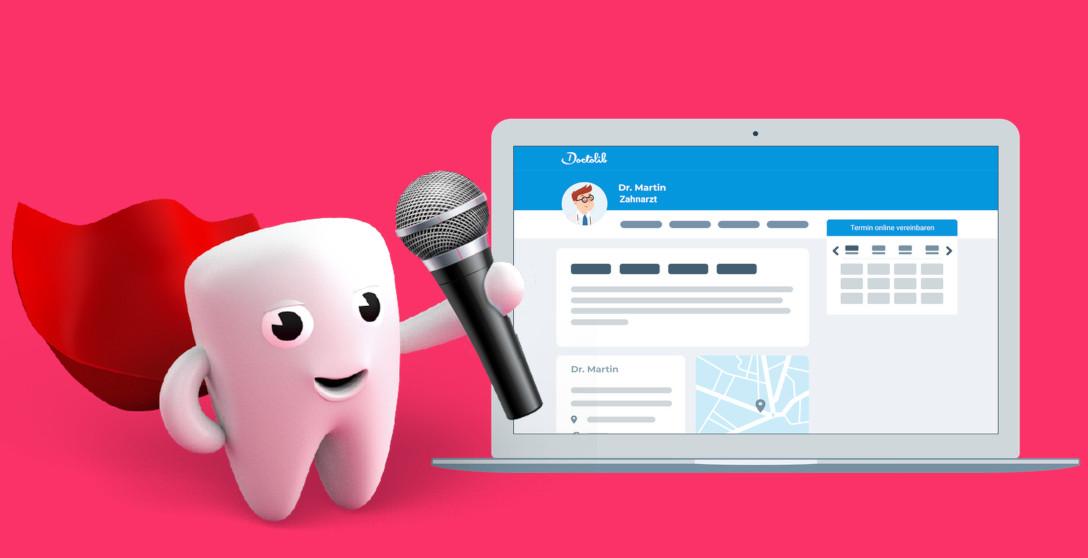Du willst Deine Zahnarztpraxis digitalisieren?